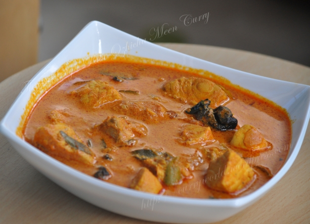 Thrissur Style Fish Curry