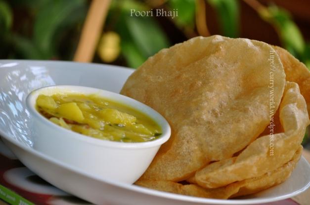 Poori -Bhaji