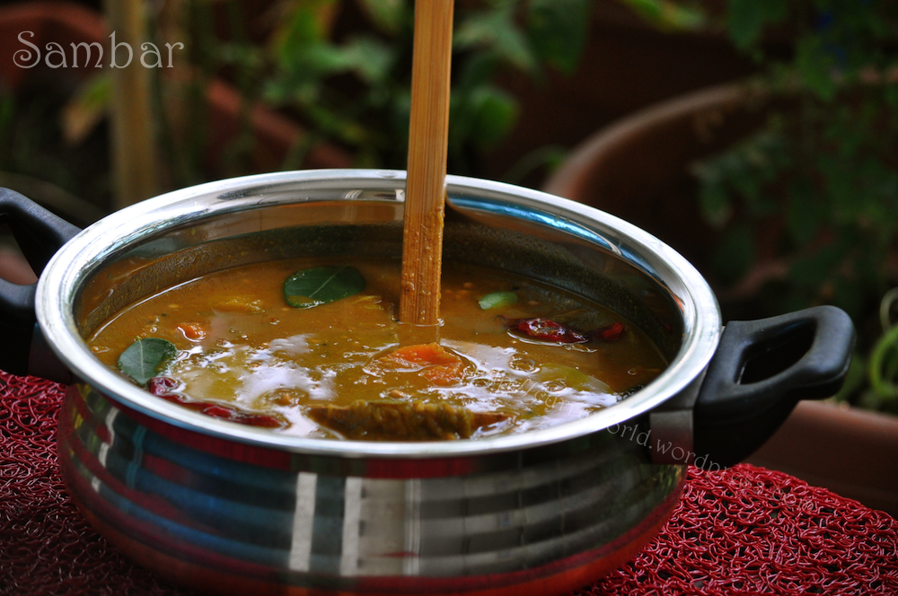 Kerala Sambar Curryworld