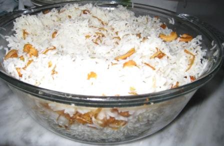 ghee rice Ghee-rice
