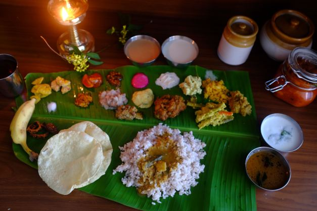 Kerala Sadya Recipes Thrissur Style Curryworld