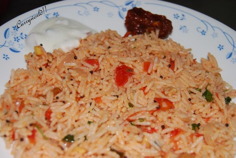 Tomato rice curryworld tomato rice forumfinder Gallery
