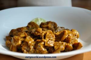 mushroom pepper roast