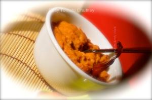 TOMATO ONION COCONUT CHUTNEY