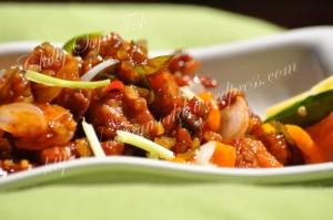 Chilli Soya Fish