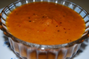 TOMATO CHUTNEY