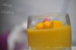 Thai Mango pudding