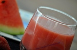 Watermelon-Strawberry Juice