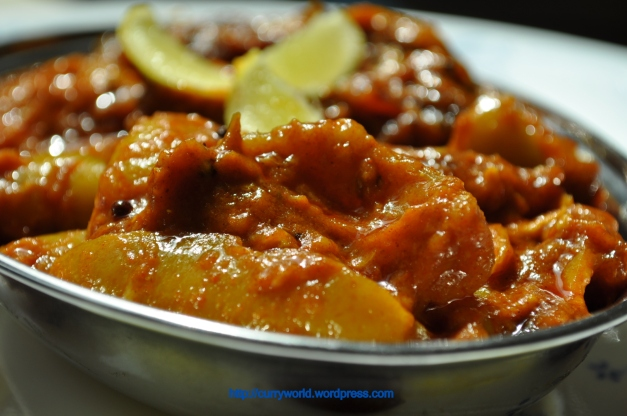 date-lemon pickle