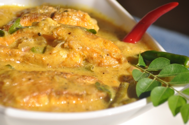 Special Fish Curry