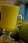Avocado-Mango Smoothie