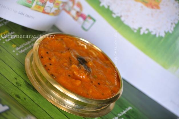 Curry naranga curry