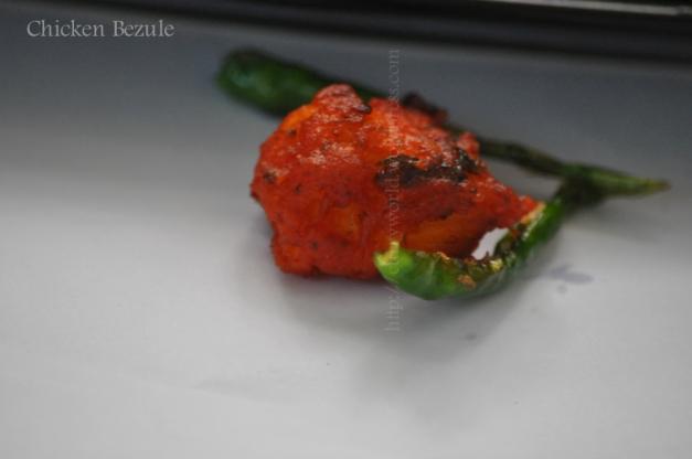 Chicken Bezule