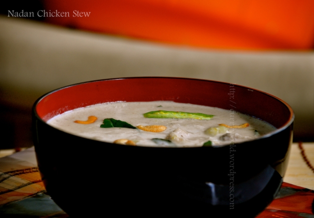 Nadan Kerala Chicken Stew