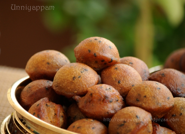 Kerala Unniyappam
