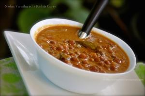 Varuthu Aracha Kadala Curry