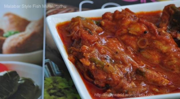 Malabar Style Fish Mulakittathu