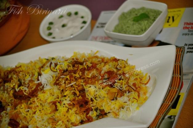 Meen Biriyani