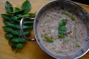 Kerala sadya Olan recipe
